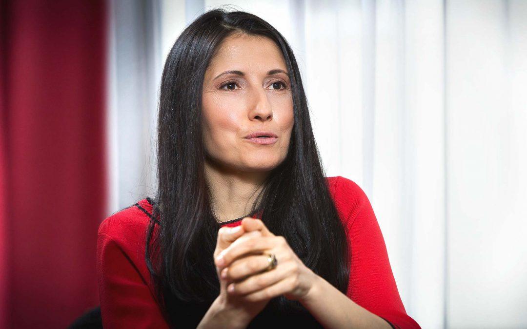 Dr. Alina Cernea, un altfel de nutriţionist